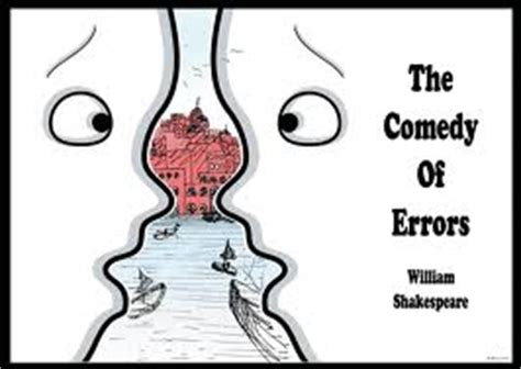The Comedy Of Errors Essay Research Paper - 1618 words